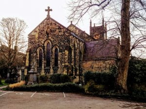 Meet at St John's Church, Farsley